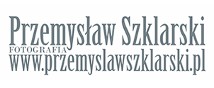 Fotograf Przemysław Szklarski logo
