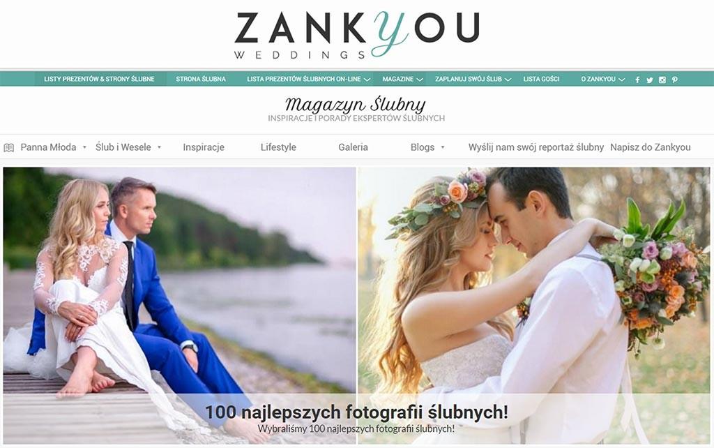 Zankyou 100 najlepszych fotografii 1024x642 100 najlepszych fotografii ślubnych w Polsce